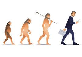 A Alegação de que o Homem é um Descendente de Macacos