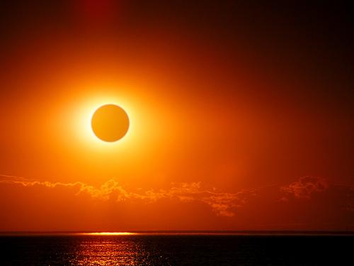 Corpos Celestes, O Sol e a Lua no Alcorão