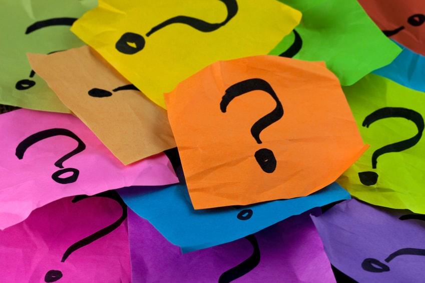 6 Perguntas Comuns