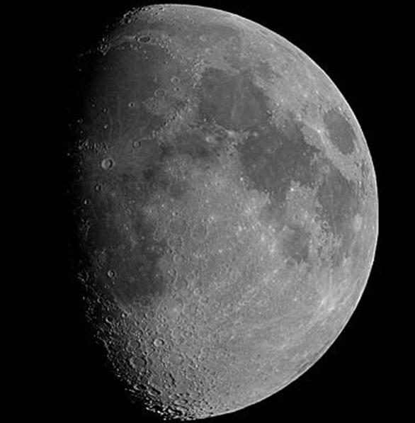 Nomes Árabes e Islâmicos nas Crateras da Lua
