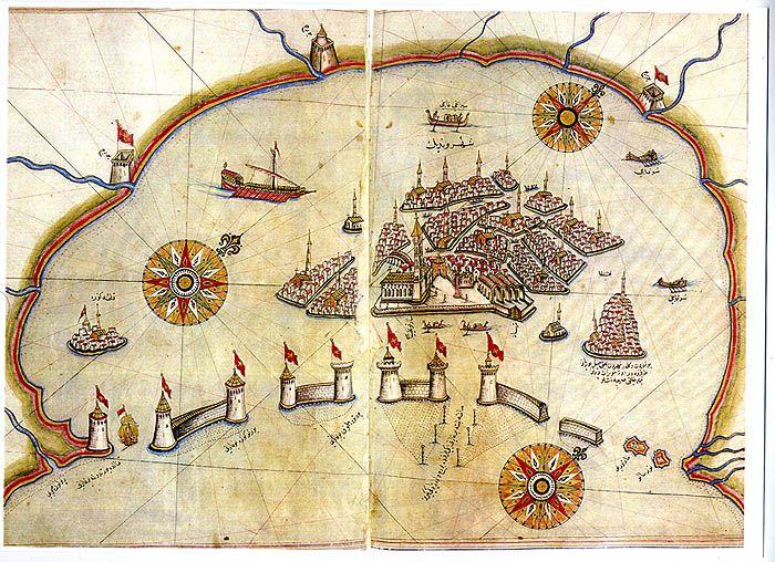 O Encontro entre o Oriente e o Ocidente em Veneza