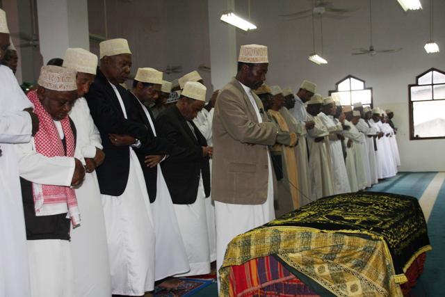 Oração Funerária (Janaazah)