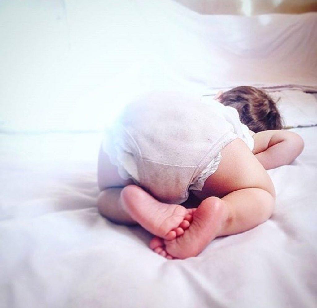 A Idade em que a Urina do Bebê deve ser Lavada
