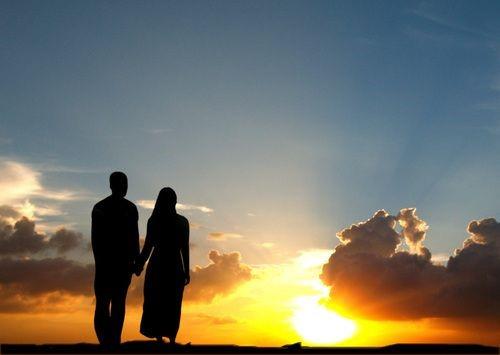 Revertida cujo Marido não é Muçulmano