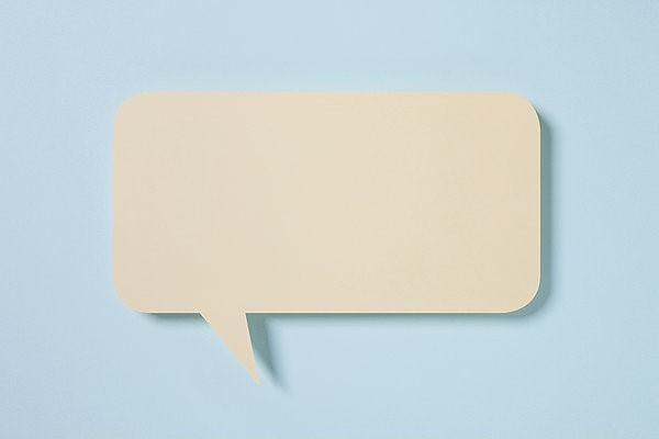 Fale Boas Palavras ou Permaneça em Silêncio