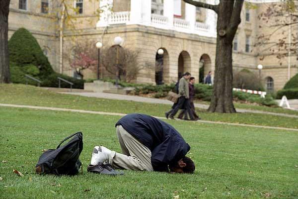 O Comportamento do Muçulmano em meio aos não Muçulmanos