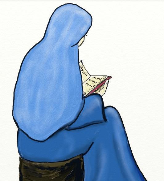 Mulheres Muçulmanas: Não Conseguiremos Sozinhas!