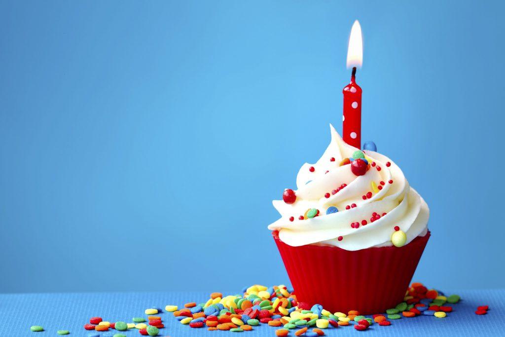 A Celebração de Aniversários