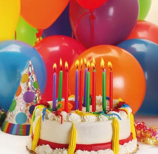 Festas de Aniversário para Crianças