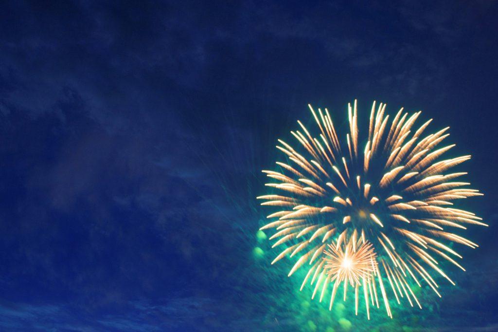 Felicitações no Ano Novo Gregoriano, no Ano Novo Hijri, e no Mawlid