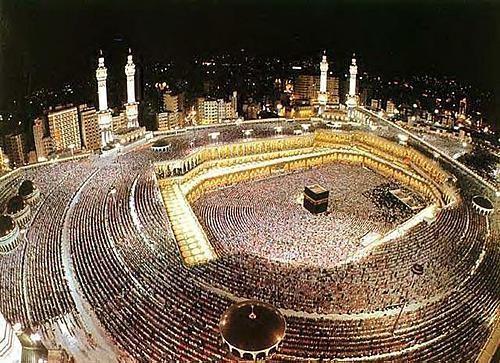 Contemplações do Hajj